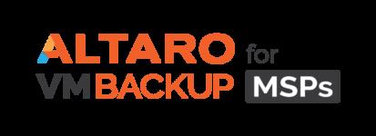 Altaro VM Backup pour MSP