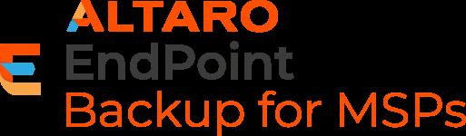 Altaro EndPoint Backuppour MSP